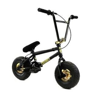BMX Mini by Fatboy Mini BMX PRO Model 3pc Crank, Freestyle BMX - Black Hawk