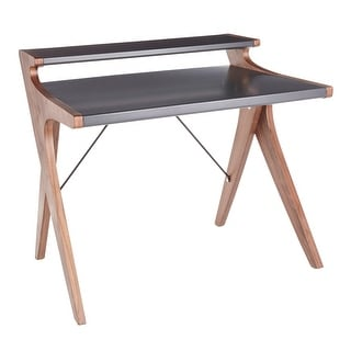 Link to Carson Carrington Craigavon Contemporary Desk Similar Items in Computer Desks