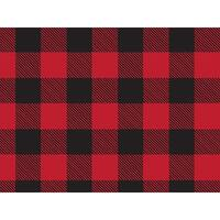 "Pack Of 1, 30"" X 85' Buffalo Plaid Christmas Stone Gift Wrap Cutter Roll Made In Usa"