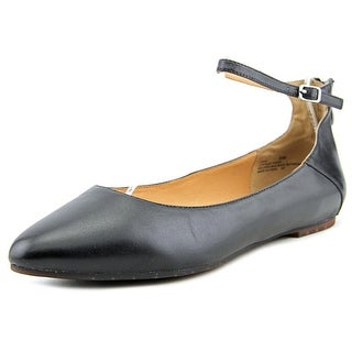 Me Too Ariel Pointed Toe Leather Flats