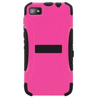 Trident Aegis Case for BlackBerry Z10 (Black/Pink)
