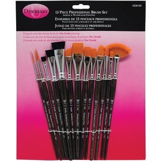 Donna Dewberry Professional Brush Set|https://ak1.ostkcdn.com/images/products/is/images/direct/788a28e1df0de83b621668b3937d2d28715f00e9/Donna-Dewberry-Professional-Brush-Set.jpg?impolicy=medium