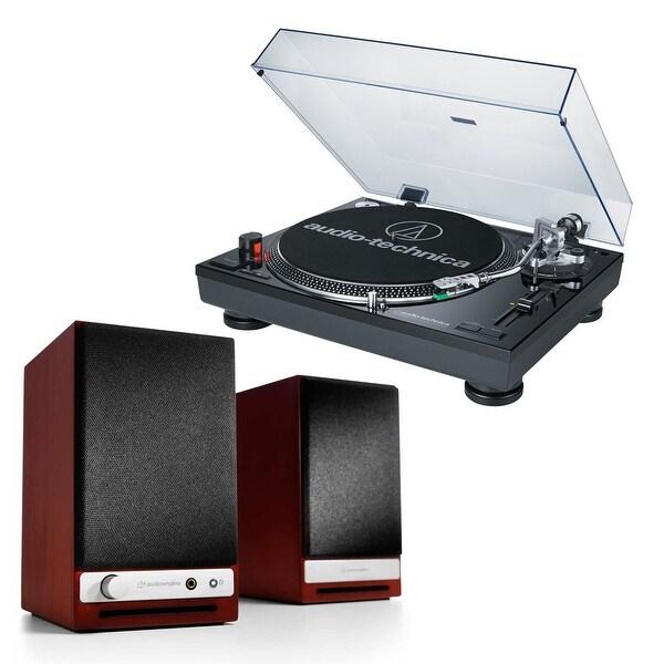 Shop AudioTechnica AT-LP120BK-USB Direct-Drive Professional