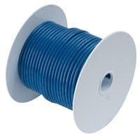 Ancor Blue 16 AWG Tinned Copper Wire - 100' - 102110