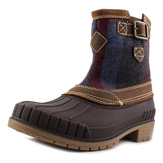 Kamik Avelle Women  Round Toe Synthetic Brown Bootie
