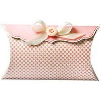 Pillow Box - Sizzix Thinlits Plus Dies 5/Pkg
