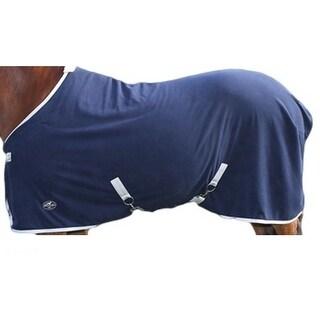 Professionals Choice Sheet Cooler Moisture Wicking Fleece Navy