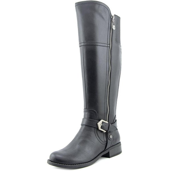 G by Guess Womens Hailee WC Round Toe Knee High Fashion Boots