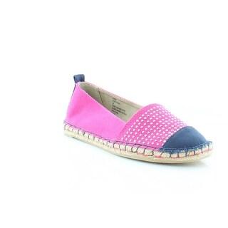White Mountain Aura Women's Flats & Oxfords Dk Pink/Blue