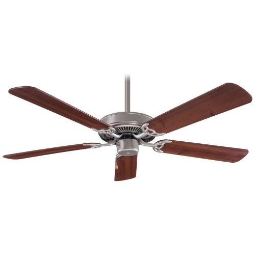 "MinkaAire Contractor 42 42"" 5 Blade Contractor 42 Indoor Ceiling Fan with Blades Included"