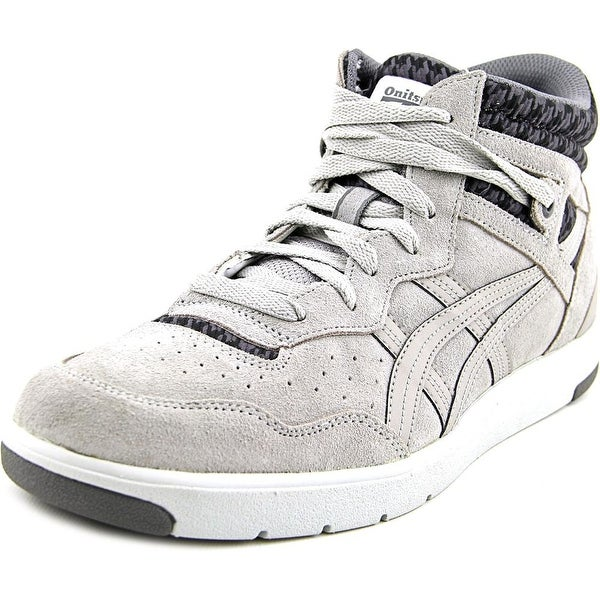 Onitsuka Tiger by Asics Tustin Men Round Toe Suede Sneakers