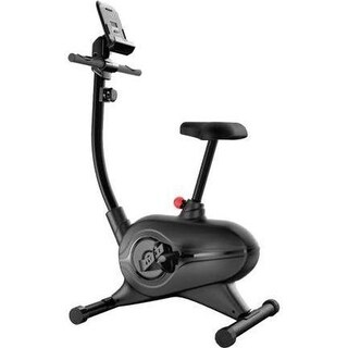 Upright Stationary Exercise Bike with Cardio Cycle Pedal Trainer