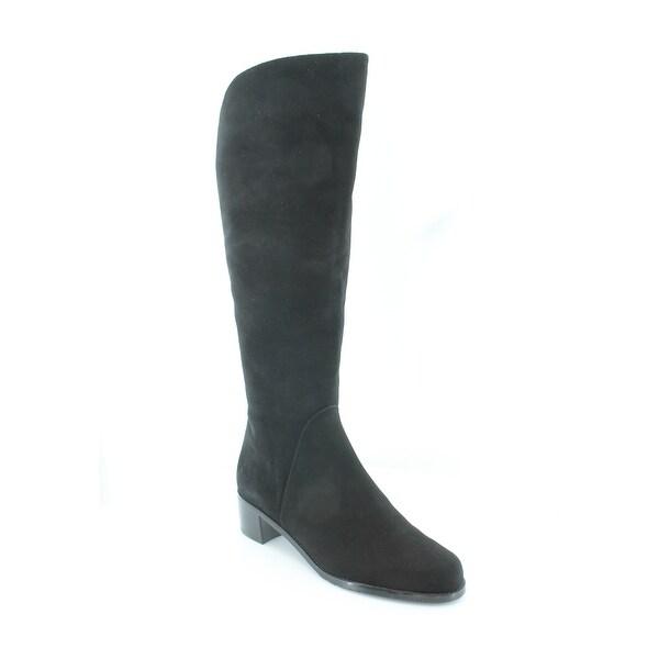 Stuart Weitzman Villepentagon Women's Boots Black