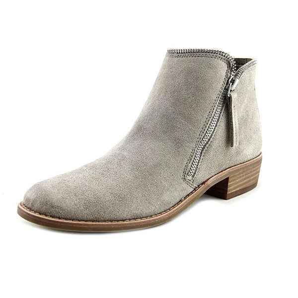 Dolce Vita Sofiya Women Round Toe Suede Tan Ankle Boot