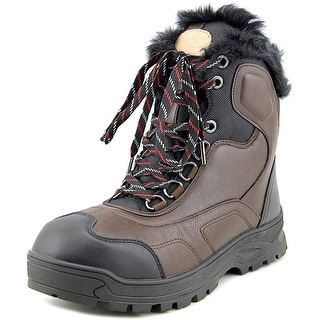 Pajar Ike Round Toe Leather Snow Boot