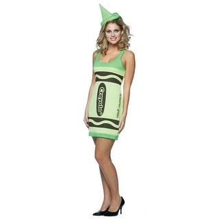 Crayola Tank Dress
