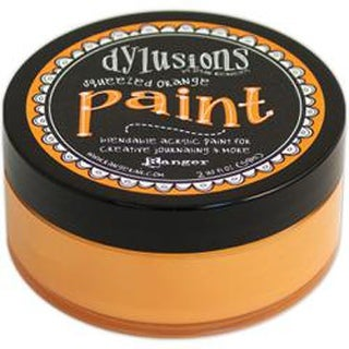 Squeezed Orange - Dyan Reaveley's Dylusions Paint 2Oz