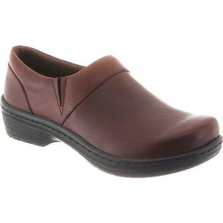Klogs Women's Mission Infield Chaos Leather