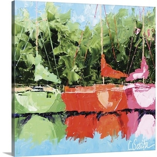 """""""Early Sunday Afternoon"""" Canvas Wall Art"""