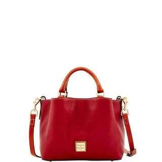 Dooney & Bourke Pebble Grain Mini Barlow (Introduced by Dooney & Bourke at $228 in May 2017)