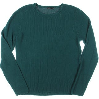 Zara Mens Knit Long Sleeves Pullover Sweater - XL