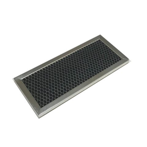 OEM GE Microwave Charcoal Air Filter Shipped With DVM1950SR2SS, JNM1951DR1BB