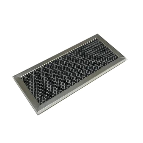 OEM GE Microwave Charcoal Air Filter Shipped With JNM1951DR1WW, JNM1951SR1SS