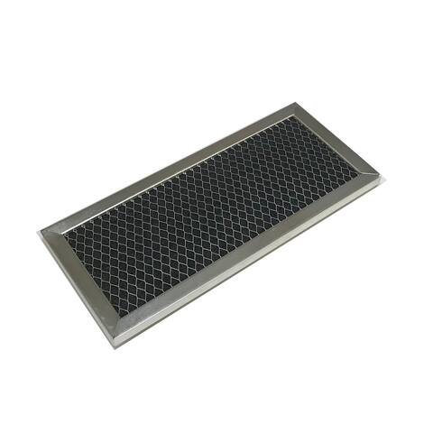 OEM GE Microwave Charcoal Air Filter Shipped With JVM2050WH02, JVM2050WH03