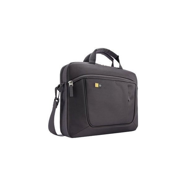"Case Logic AUA-316ANTHRACITE Case Logic Carrying Case for 15.6"" Notebook, iPad - Anthracite - Polyester - Luggage Strap,"
