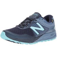 New Balance Womens wt910gx4 Low Top Lace Up Running Sneaker - 6.5