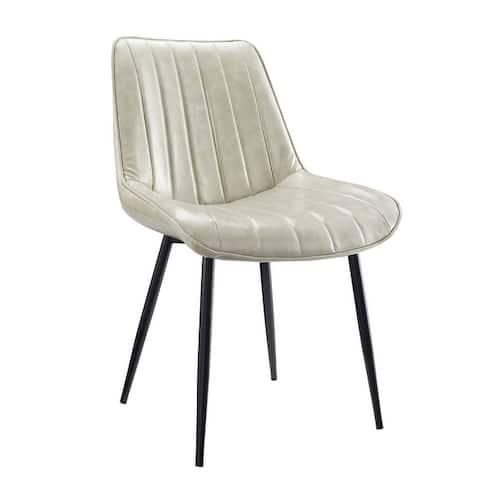 Carson Carrington Kalixfors Modern Upholstered Dining Chairs (Set of 2)