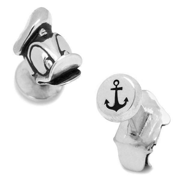 3D Donald Duck Cufflinks