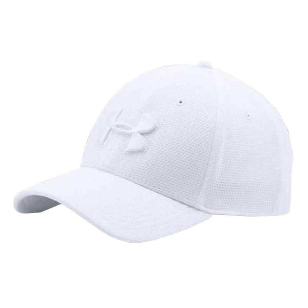 Under Armour UA 1254123 Mens Blitzing II Cap BASEBALL HAT L//XL BLACK 005