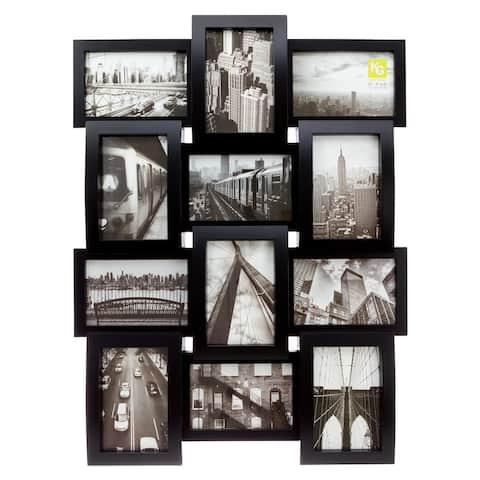 "kieragrace KG Curve Collage Frame - Black - 18"" x 24"""