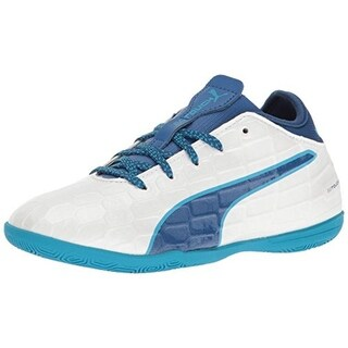 Puma Boys Evotouch 3 Running Shoes Colorblock - 6.5 narrow (c)