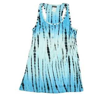 Ingear Tie Dye Racerback Tank Dress