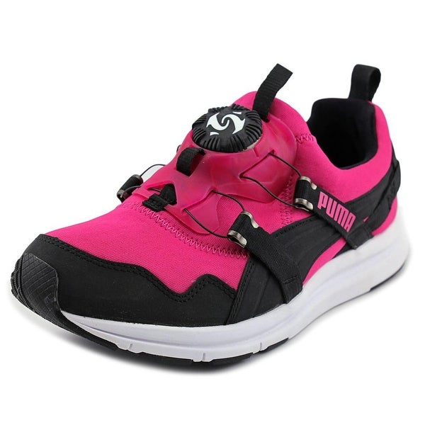 Puma Disc Chrome Women Round Toe Synthetic Pink Sneakers
