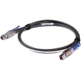 Hewlett Packard 1.0m Ext HD MiniSAS Cable 716195-B21 1.0m Ext HD MiniSAS Cable
