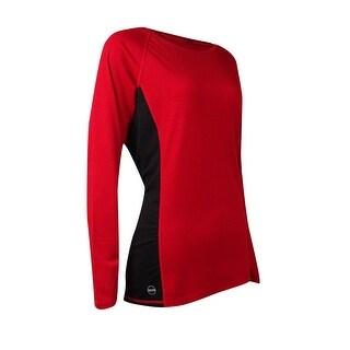 Lauren Ralph Lauren Women's Stretch Jersey Raglan T-Shirt