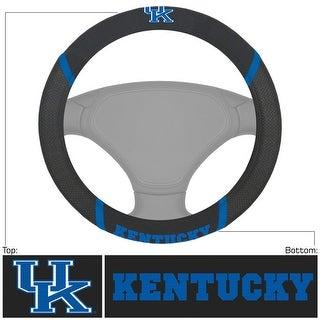 "University of Kentucky Steering Wheel Cover 15""x15"""