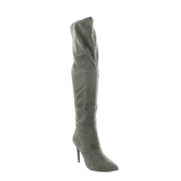 Call It Spring Rosenman Women's Boots Khaki