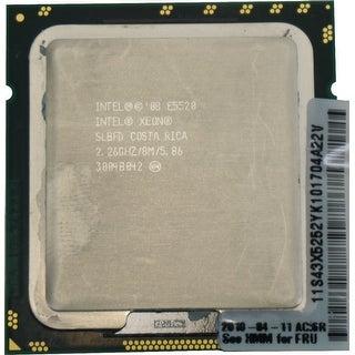 IBM 43X5252 Intel Xeon E5520 Quad-Core 2.26 GHz Processor - L3: 8 (Refurbished)