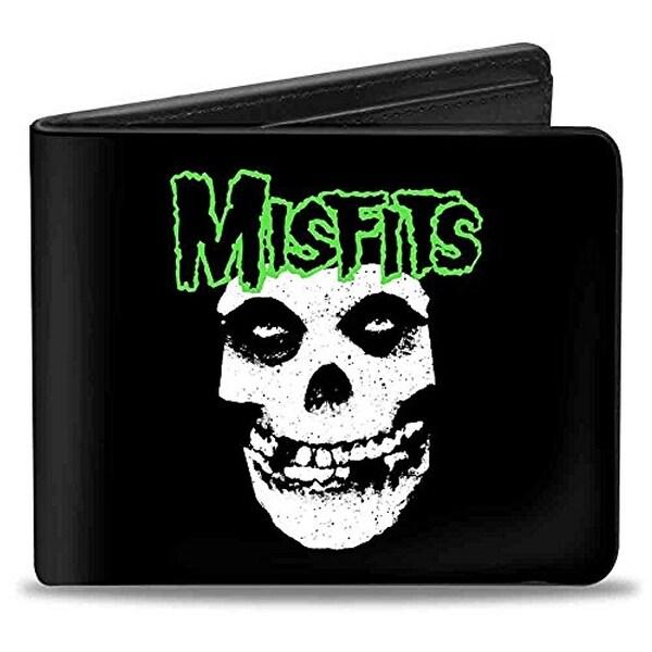Buckle-Down Bifold Wallet Misfits
