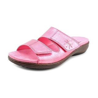 Trotters Tami Women N/S Open Toe Synthetic Slides Sandal