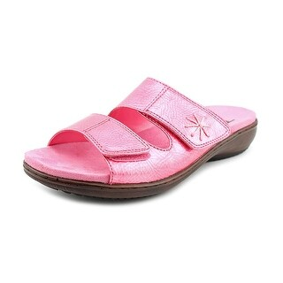 Trotters Tami Women W Open Toe Synthetic Slides Sandal