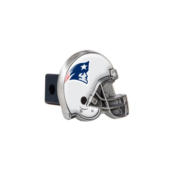 ddca91ff Great American Products New England Patriots Helmet Trailer Hitch Cover  Helmet Trailer Hitch Cover