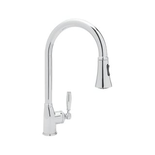 rohl kitchen faucets. Rohl MB7928LM-2 Michael Berman Deck Mounted Kitchen Faucet With Pullout Spray Faucets T