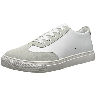 Generic Surplus Mens Champion Leather Suede Trim Fashion Sneakers - 13