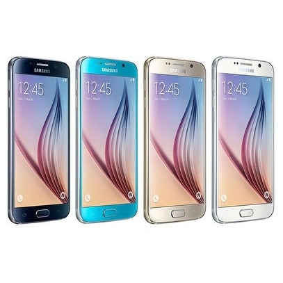 Samsung Galaxy S6 G920A 32GB AT&T Unlocked GSM Phone w/ 16MP Camera (Certified Refurbished)