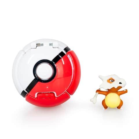 Pokémon Throw 'N' Pop Poké Ball & Cubone Set